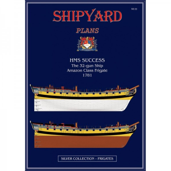 Shipyard - HMS Success Modellpläne