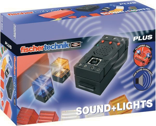 Fischertechnik - Sound + Lights