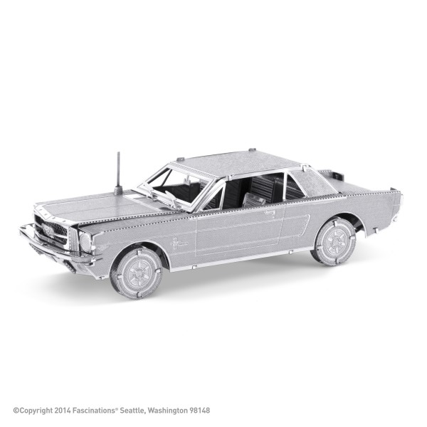 Metal Earth - 1965 Ford Mustang Coupe
