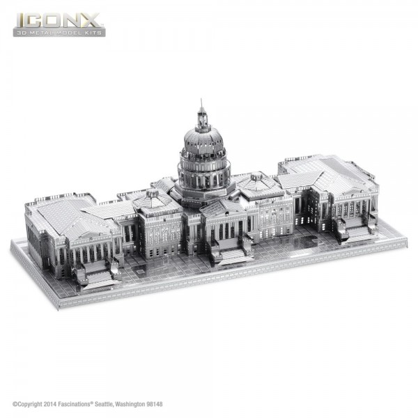Metal Earth - ICONX US Capitol