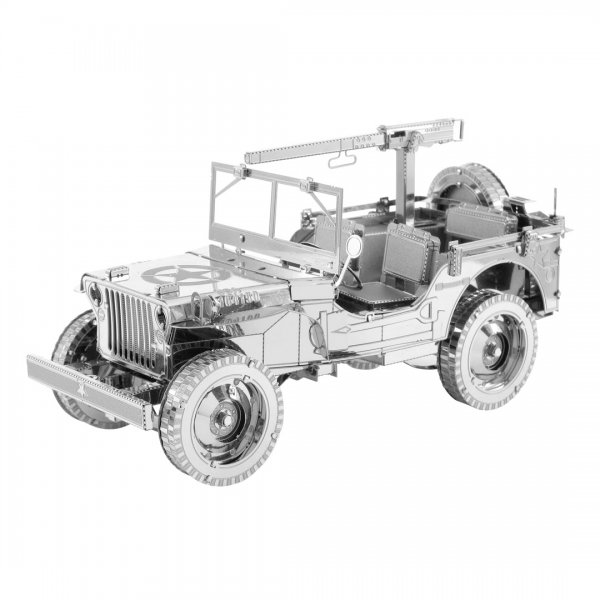 Metal Earth - ICONX Willys Jeep
