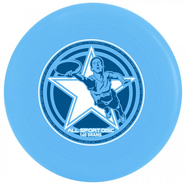 Wham-O - Frisbee All Sport - blue