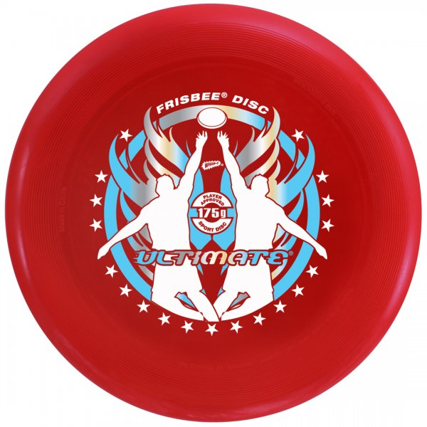 Wham-O - Frisbee Ultimate - red