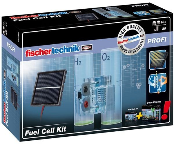 Fischertechnik - Profi Fuel Cell Kit