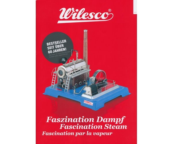 Wilesco - Katalog