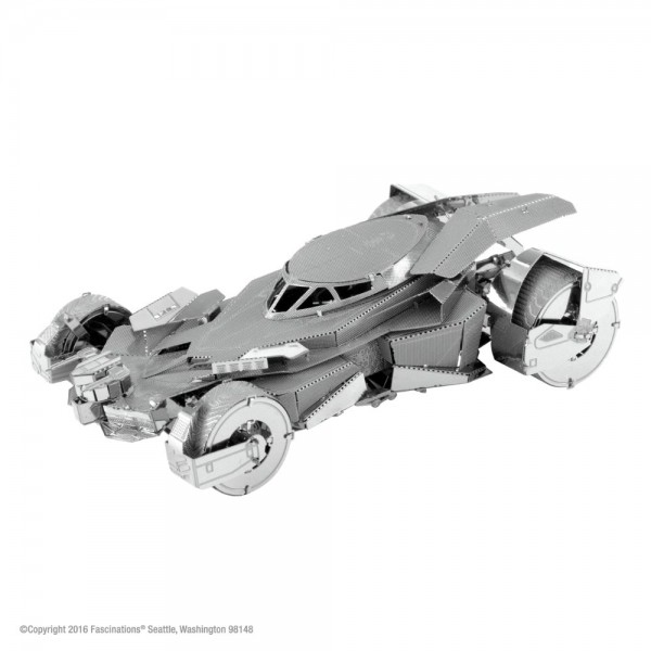 Metal Earth - Batman vs Superman Batmobile