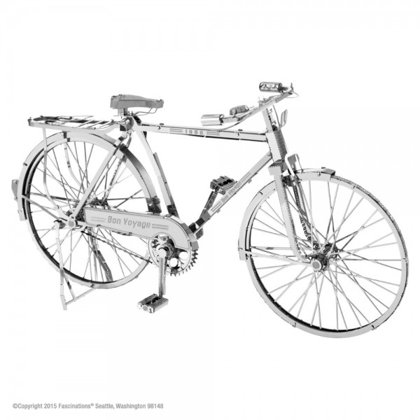 Metal Earth - ICONX Classic Bicycle