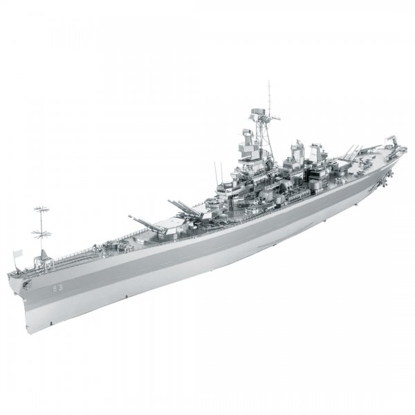 Metal Earth - ICONX USS Missouri