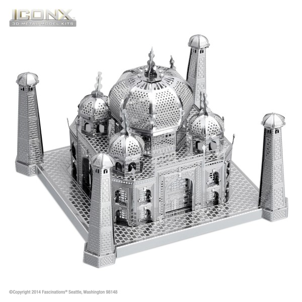 Metal Earth - ICONX Taj Mahal