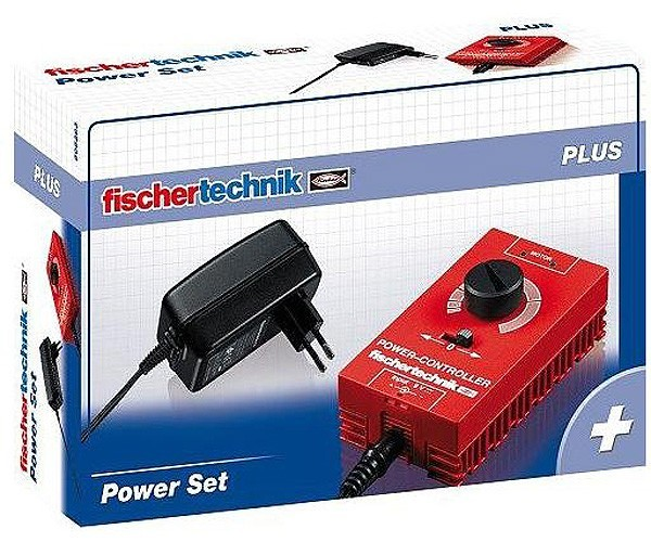 Fischertechnik - Power Set
