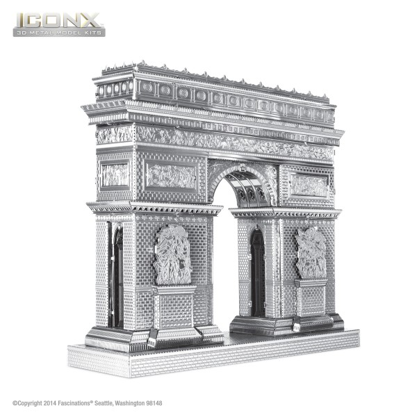 Metal Earth - ICONX Arc de Triomphe