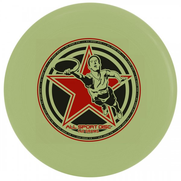 Wham-O - Frisbee All Sport - Army Green