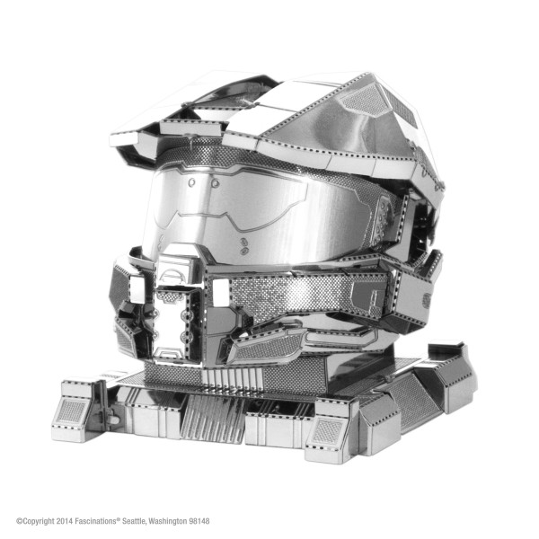 Metal Earth - HALO Master Chief Helmet