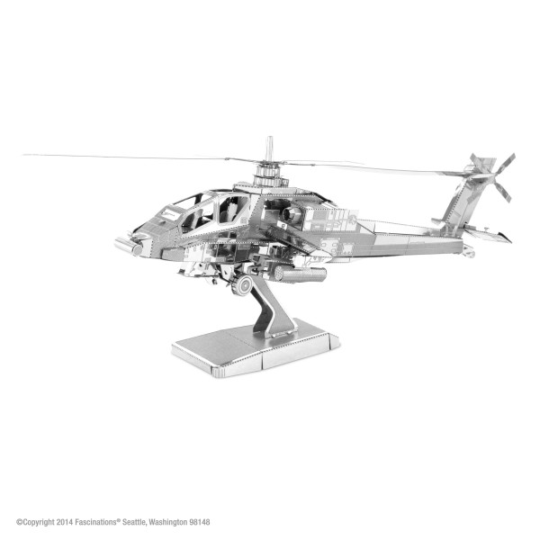 Metal Earth - AH-64 Apache