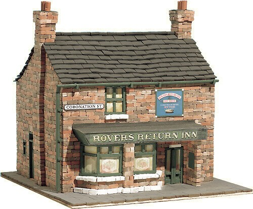 Domus Kits - Steinbaukasten Country 6 Rovers Return Inn