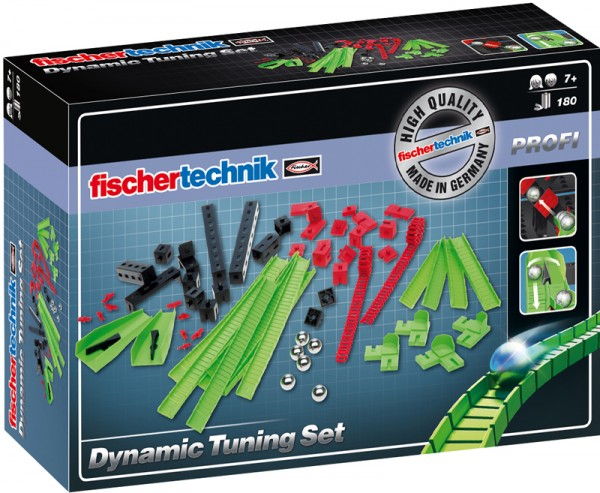 Fischertechnik - Profi Dynamic Plus Tuning Set