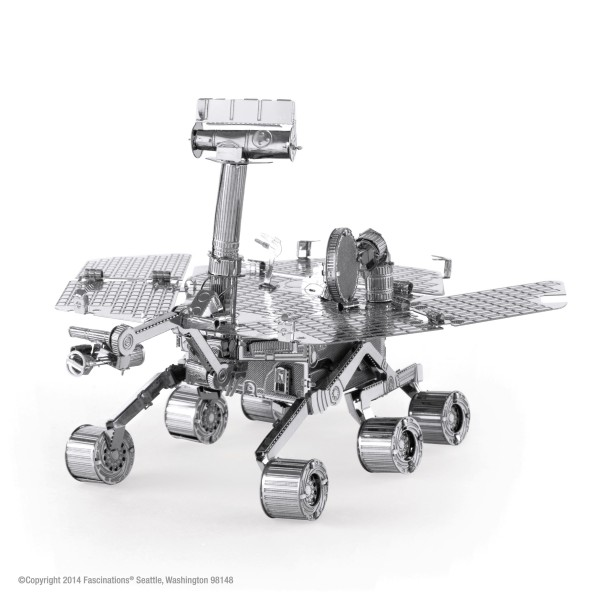 Metal Earth - Mars Rover