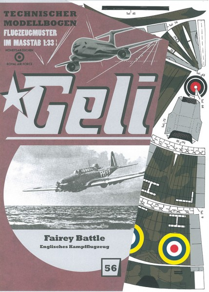 Geli - Fairey Battle